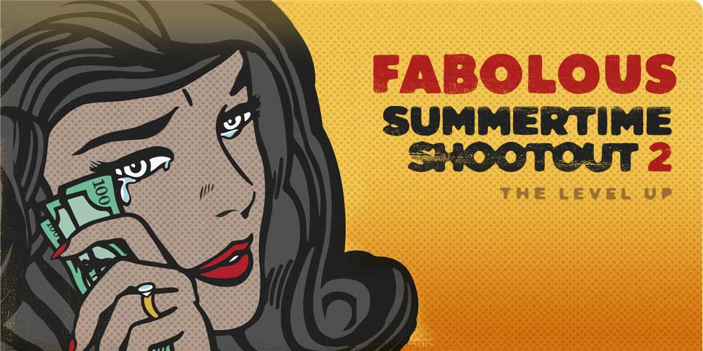 "27a8a6b4e45 New Mixtape  Fabolous ""Summertime Shootout"" – Enveonline"
