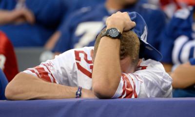 Giants Losing